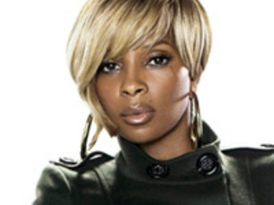 The taxman is coming after Mary J. Blige.