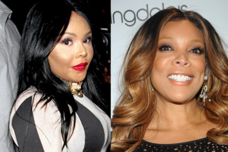 Lil Kim Exposes Wendy Williams Relationship...
