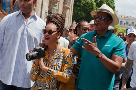 Jay-Z Raps About Cuba Trip, Getting Obama...